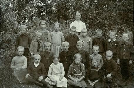 Siggarps skola 1916-1917