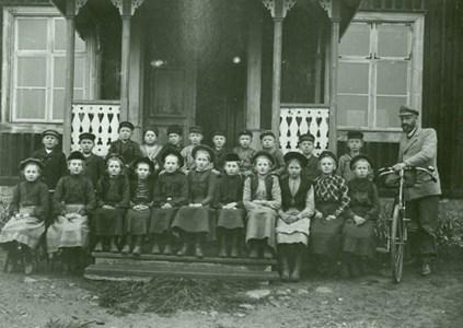Siggarps skola 1904
