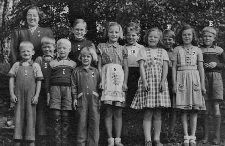 Siggarps skola 1959