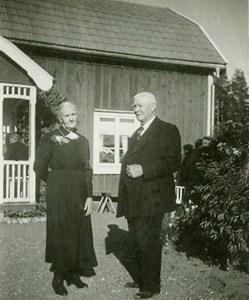 Johan och Anna i Gungsan