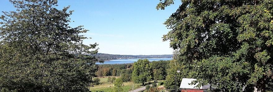 Utsikt över Ralången
