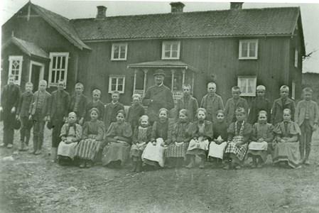 Klassfoto 1901