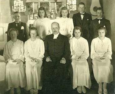Konfirmation 1939