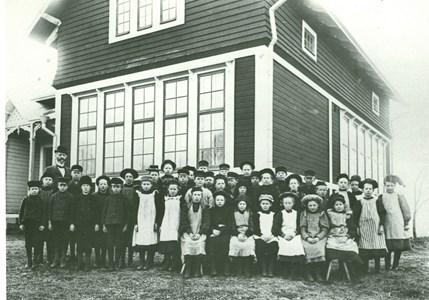 Klassfoto 1905