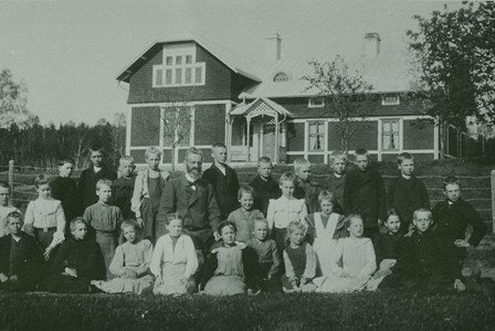 Klassfoto 1907
