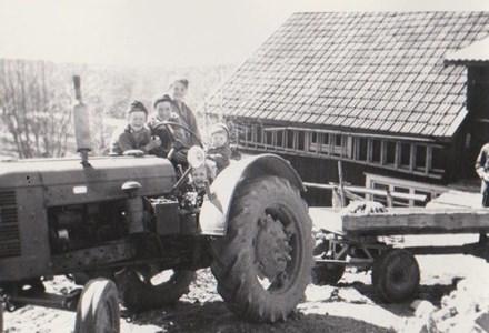 Traktorfantaster