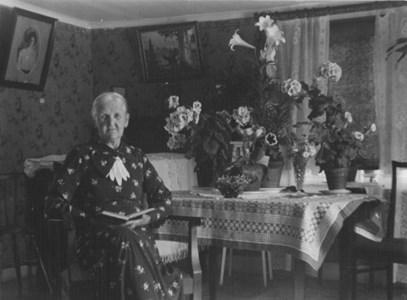 Annas 80-årsdag 1944