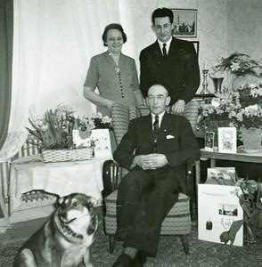 Gustav Ernst 60-årsdag