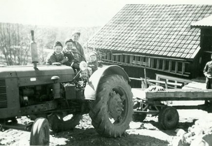 Traktorlek