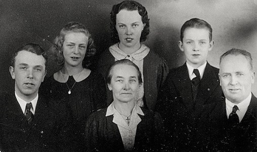 Familjen Råbe