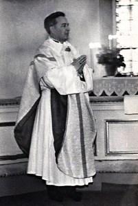 Ny kyrkoherde 1941