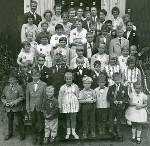 Söndagsskoleklass 1959