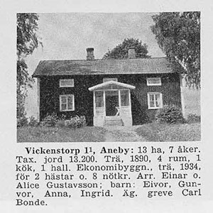 Vickenstorp SB 1954
