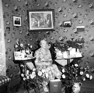 Ruth Rydh 50 år