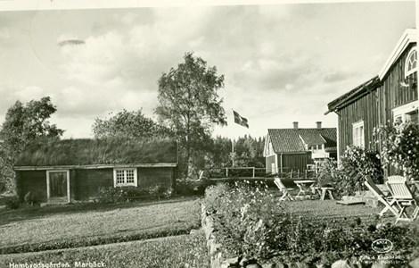Bygdegården 1952