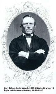 Ägare 1866 - 1910