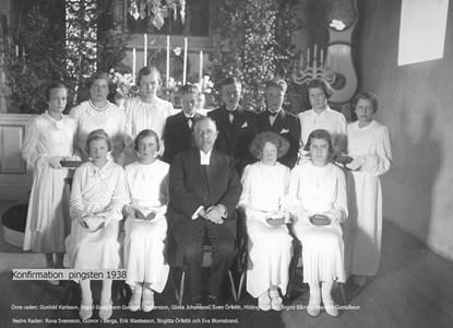 Konfirmation 1938