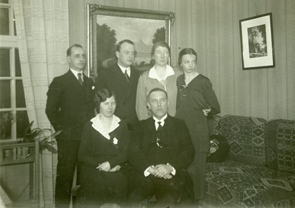 Lärarkåren 1932