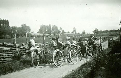 Cykelutflykt
