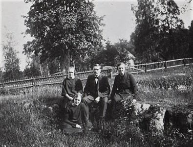 Familjen Albert Johansson