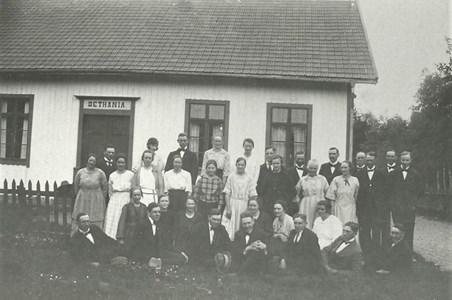 Ungdomsföreningen Syskonbandet.