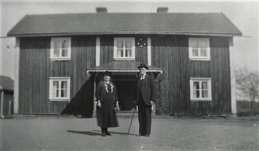 Albert och Sigrid Gustafsson