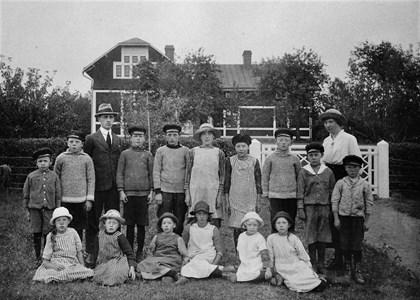 Klassfoto 1921