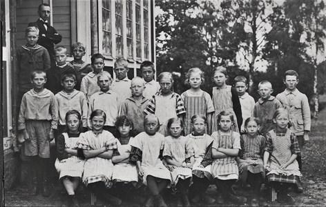 Klassfoto 1924