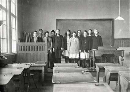 Klassfoto 1925