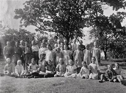 Klassfoto 1926
