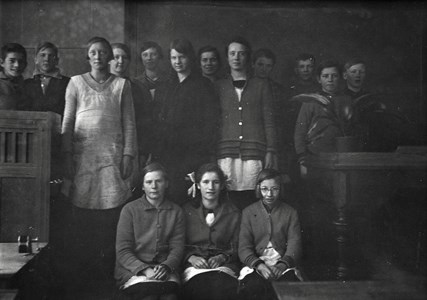 Klassfoto 1928