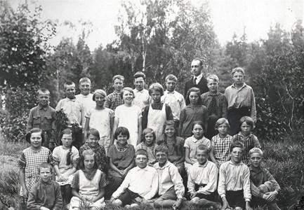 Klassfoto 1936