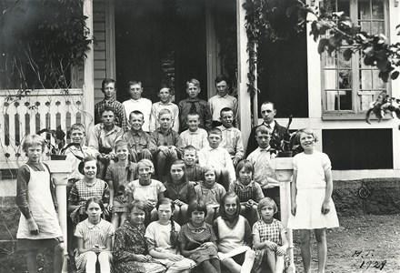 Klassfoto 1920