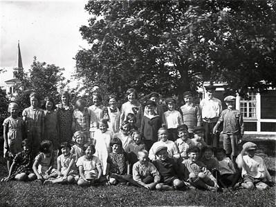 Klassfoto 1931