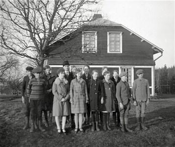 Klassfoto 1929