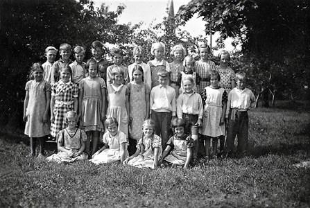 Klassfoto1937