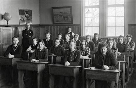 Klassfoto 1942