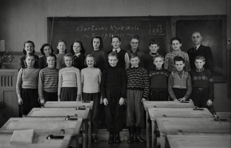 Klassfoto 1951