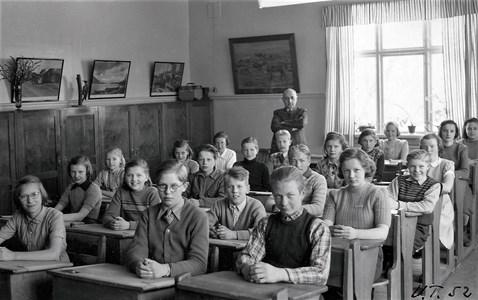 Klassfoto 1952