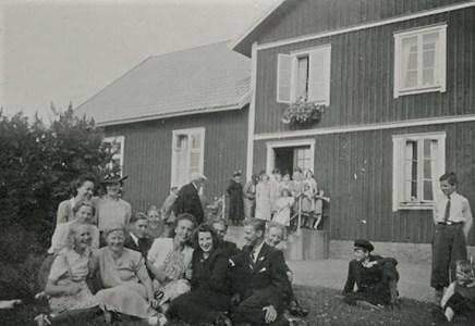 Söndagsskolefest 1944