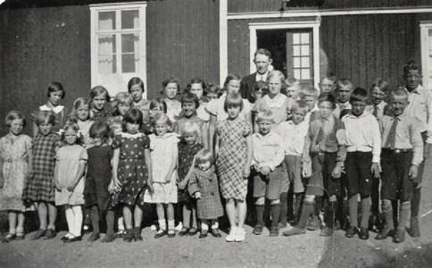 Söndagsskola 1935