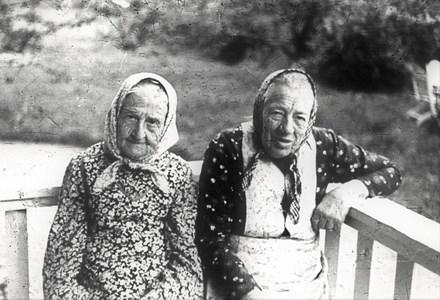 Lina och Hanna