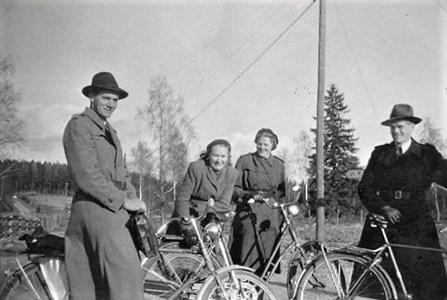 Utflykt på cykel