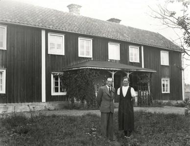 Karl och Agda Adolfsson