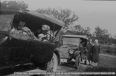Första bilen