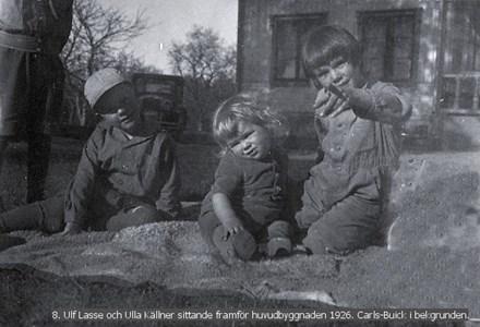 Barn i Fagerhult