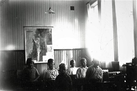 Skolstart 1932