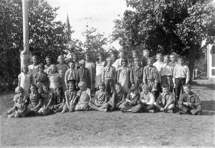 Klassfoto 1933