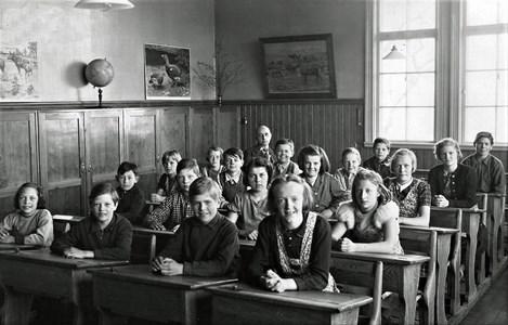 Klassfoto 1943