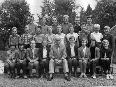 Klassfoto 1957
